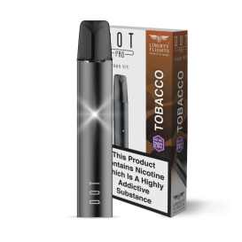 View DOT PRO Vape Kit Tobacco Product Range