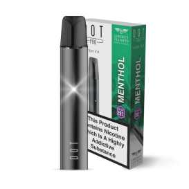 View DOT PRO Vape Kit Menthol Product Range