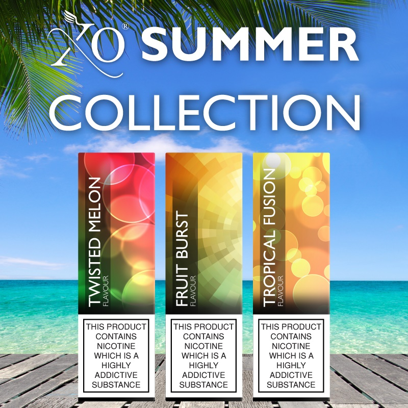 Summer Collection E Liquid