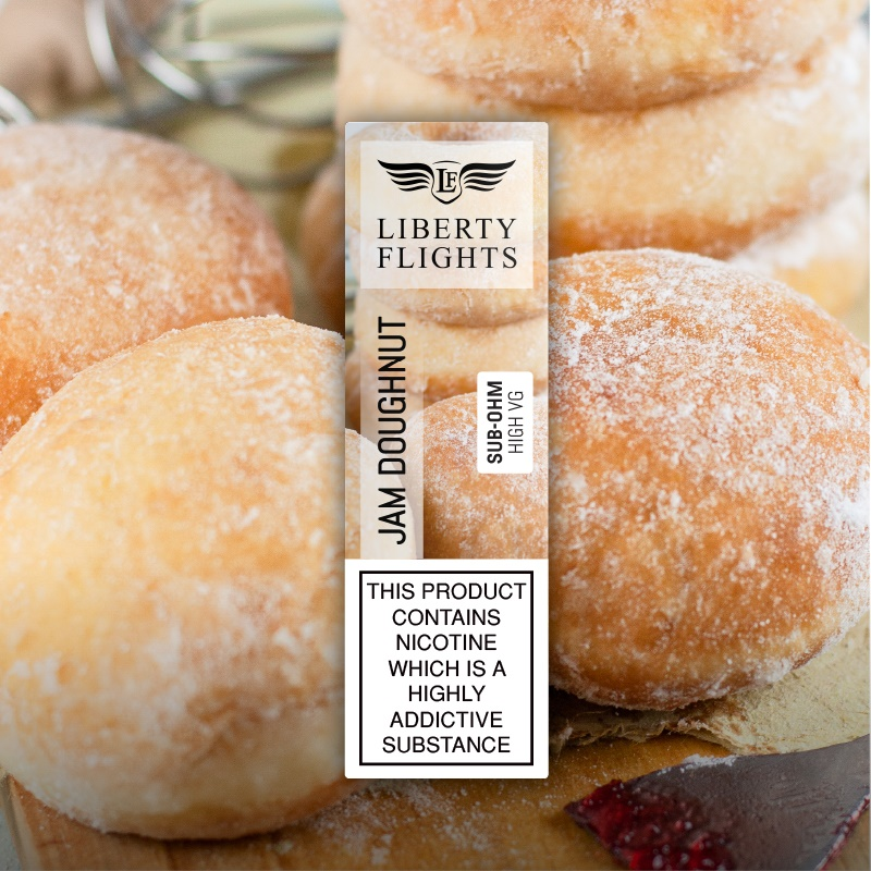 Jam Doughnut VG E Liquid