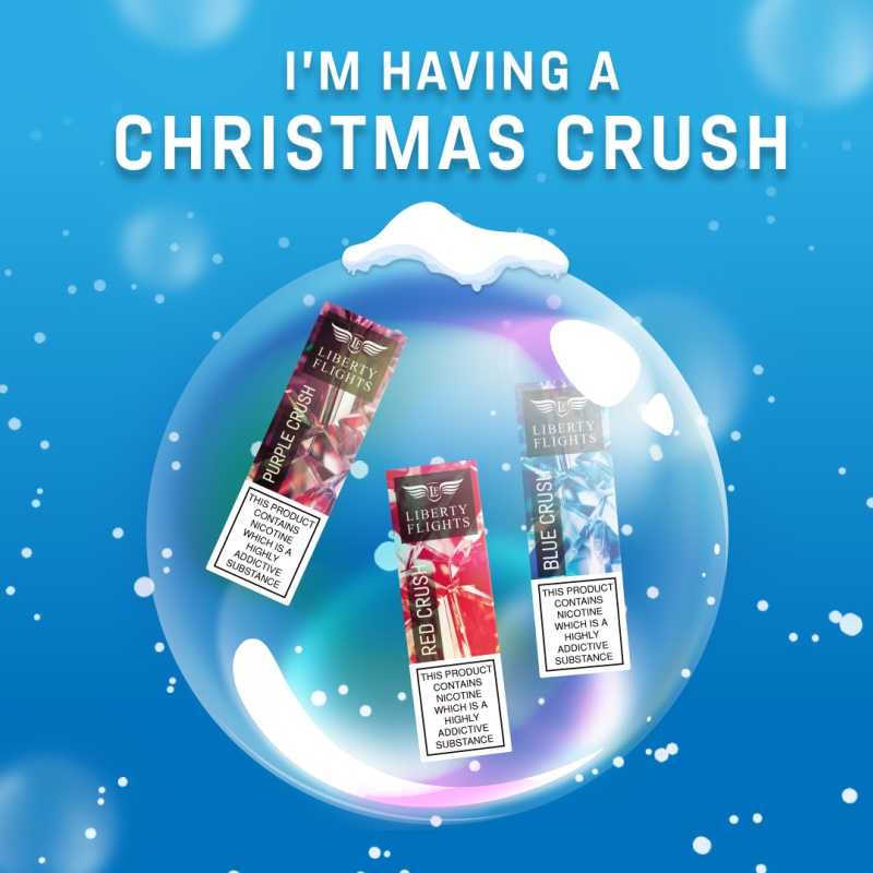 Christmas Crush E Liquid