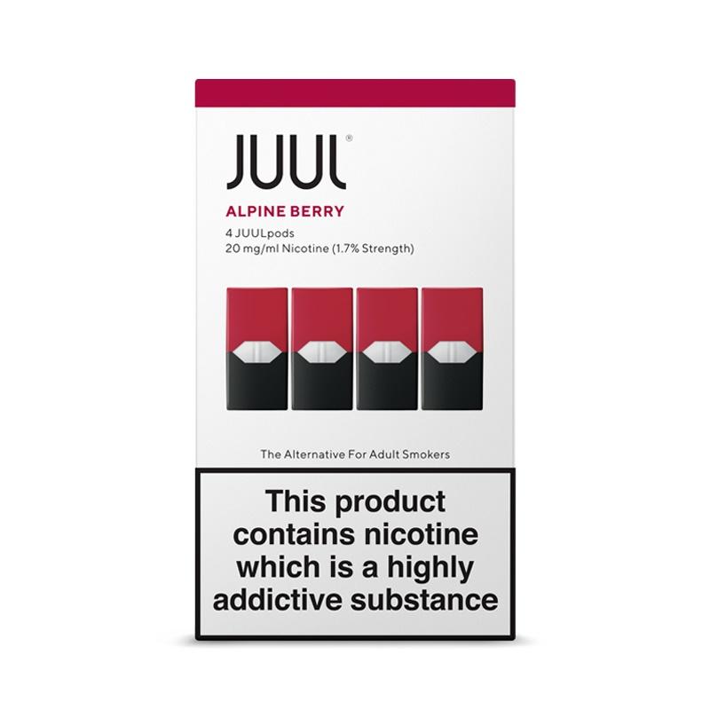 JUULpods UK Alpine Berry