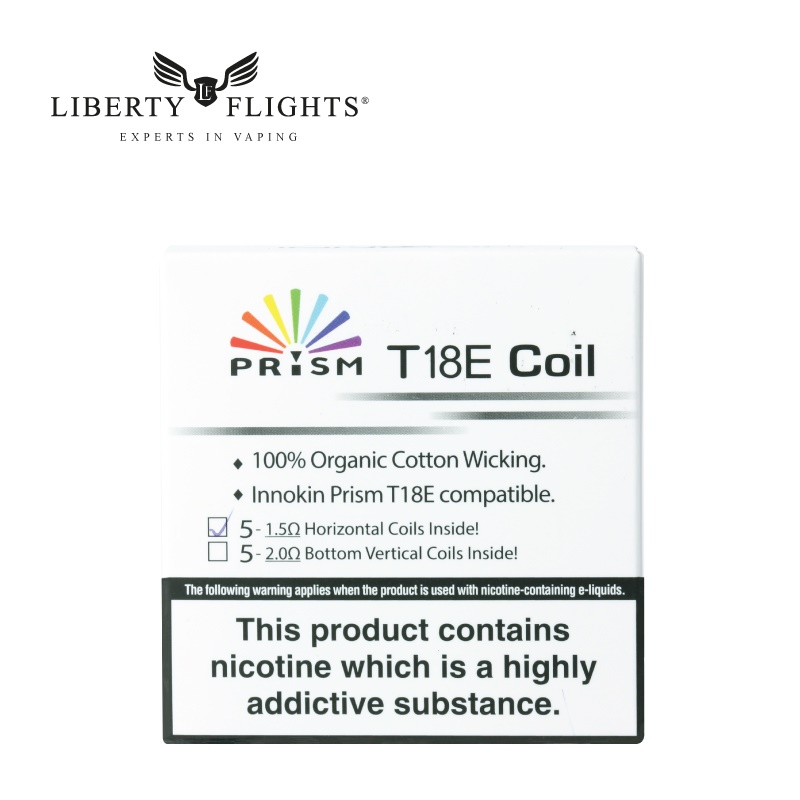 Innokin T18E Coils