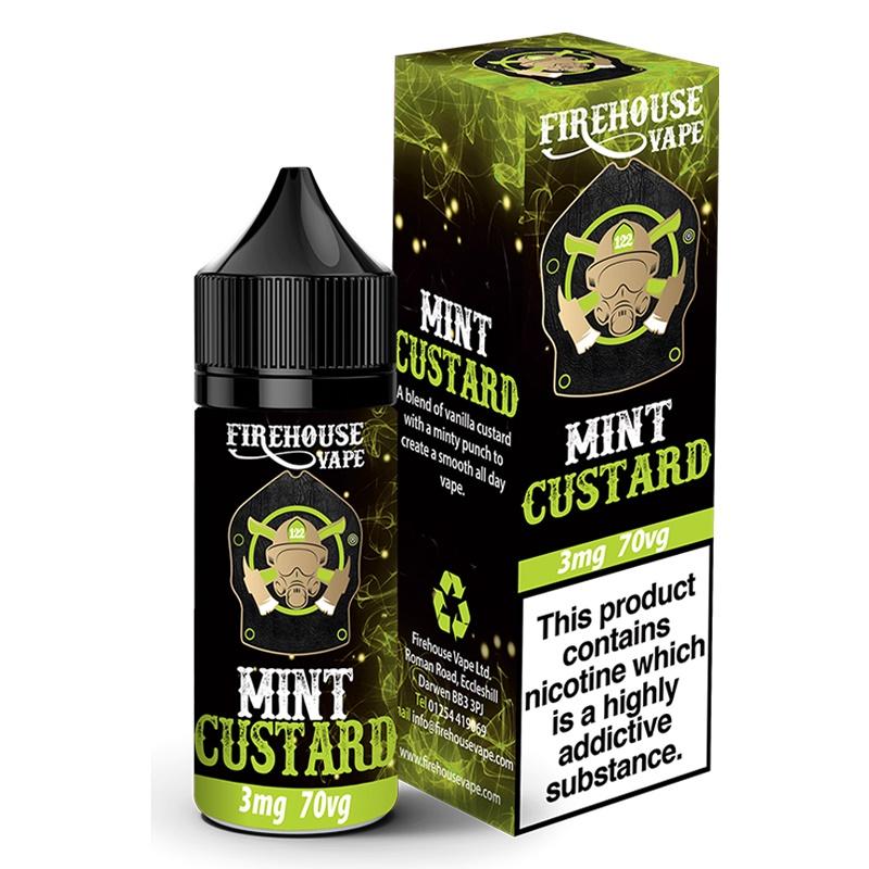 Mint Custard