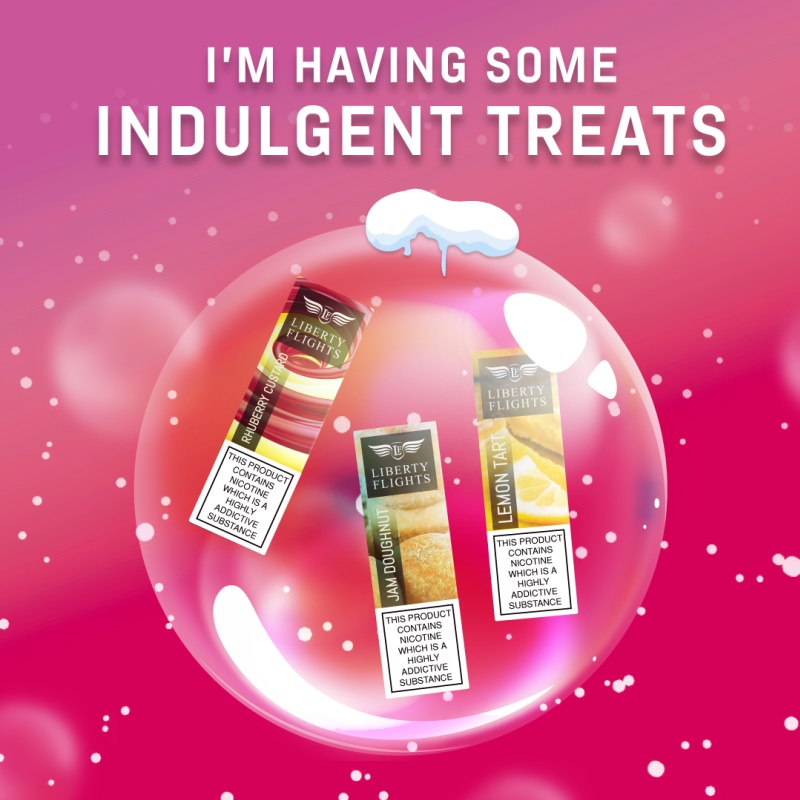 Indulgent Treats E Liquid