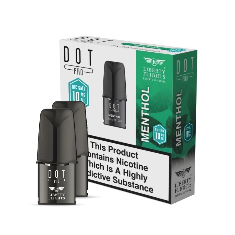 DOT PRO Refill Pods - Menthol