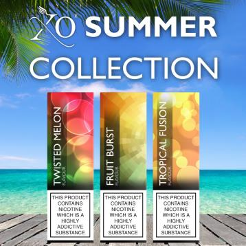 Summer Collection E Liquid