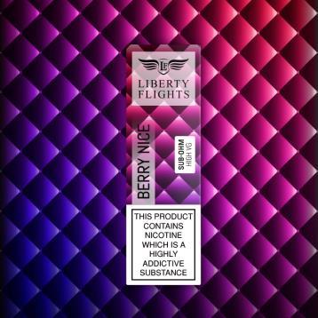 Berry Nice VG E Liquid