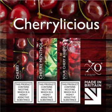 Cherrylicious E Liquid