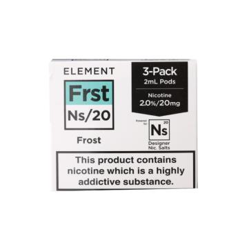 NS20 Frost E Liquid Pod
