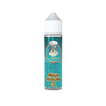 Million Shortcake - Bake N Vape Short Fill E Liquid