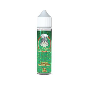 Cookie Doh Cinnamon And Cream - Bake N Vape Short Fill E Liquid