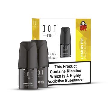 DOT PRO Refill Pods - Vampire Vape Lemon Pie