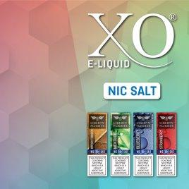 XO Nic Salt E Liquid